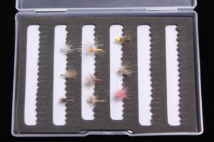 Äschen Trockenfliegen Set-2579