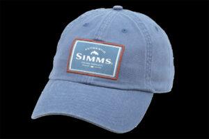 Simms Single Haul Cap dark moon