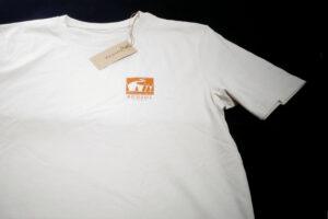 Podsol Tajga Landscape T-Shirt white